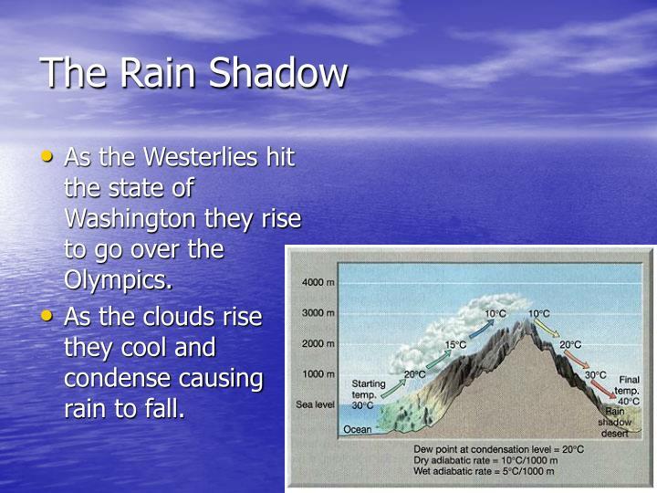The Rain Shadow