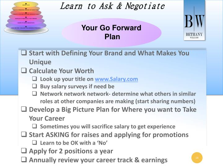 Learn to Ask & Negotiate