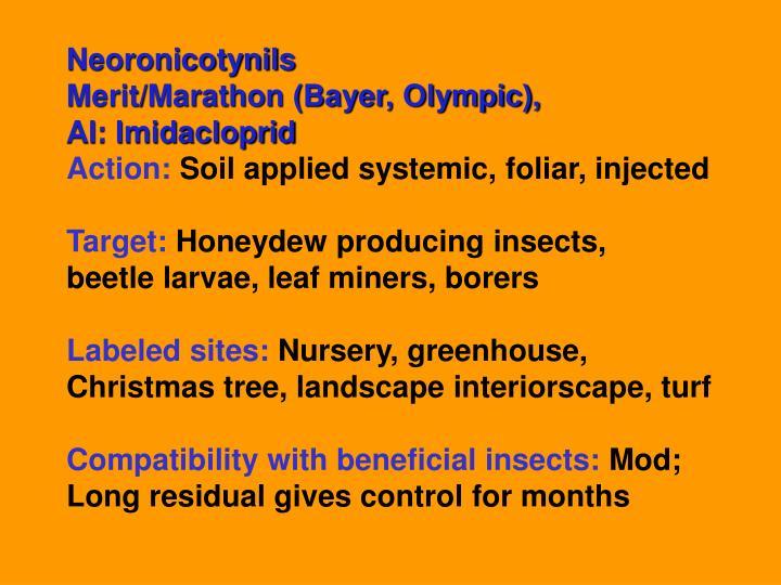 Neoronicotynils