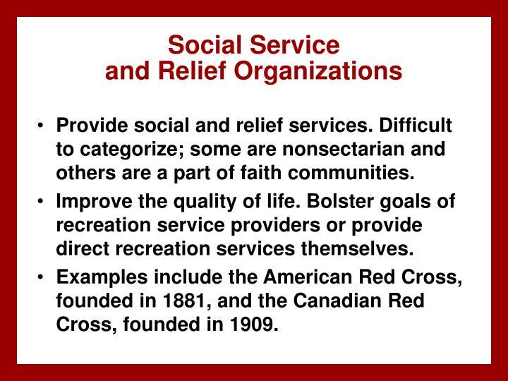 Social Service