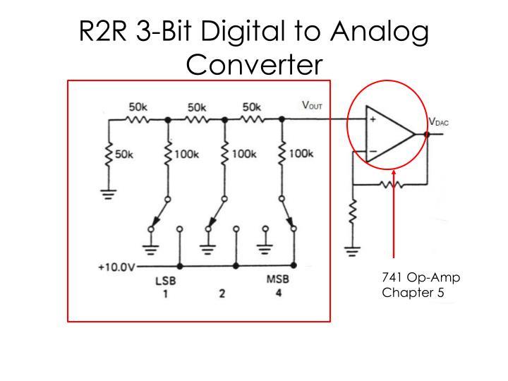 R2R 3-Bit