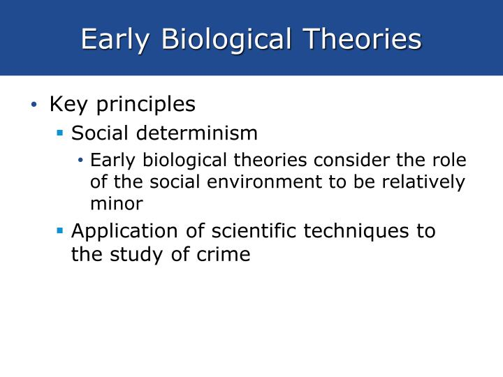 early biological practices essay