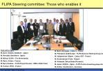 flipa steering committee those who enables it