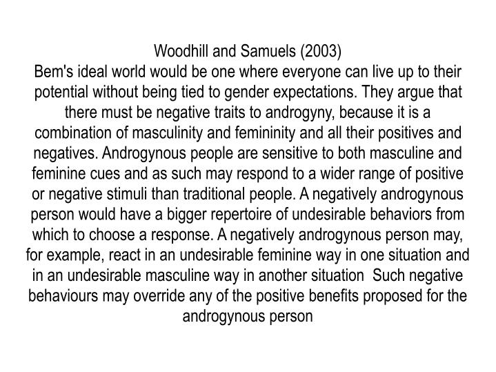 Woodhill and Samuels (2003)