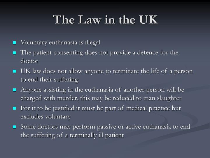 The law in the uk