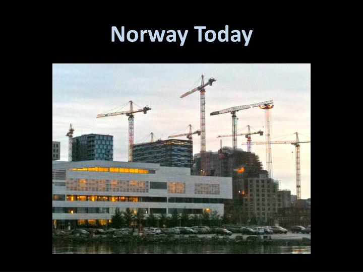 Norway Today