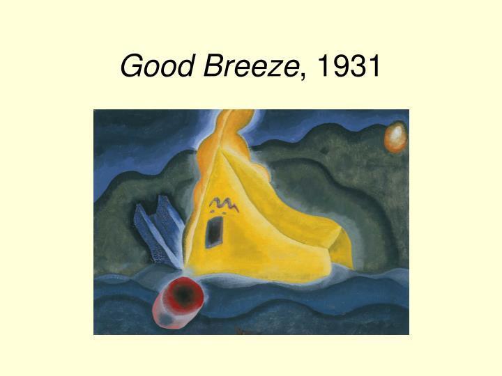 Good Breeze