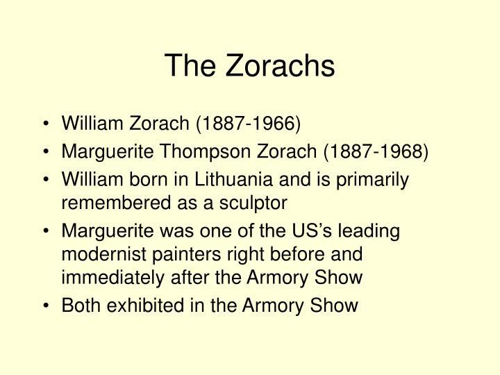 The Zorachs