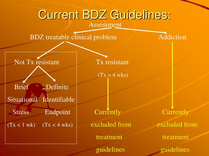 Current BDZ Guidelines: