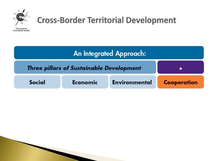 Cross-Border Territorial Development