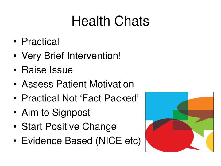 Health Chats