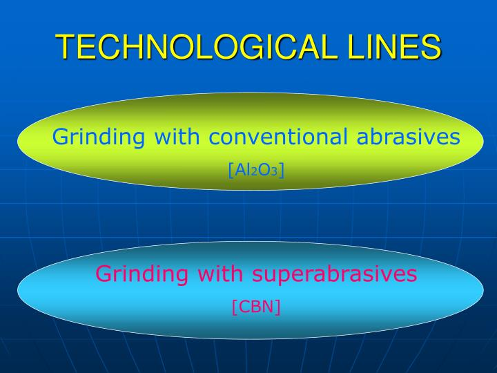 Technological lines