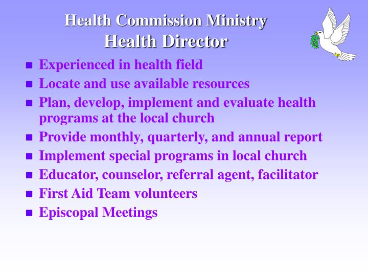Health Commission Ministry