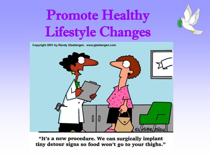 Promote Healthy