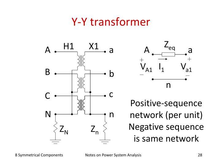 Y-Y transformer