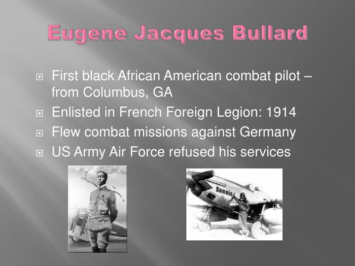 Eugene Jacques Bullard