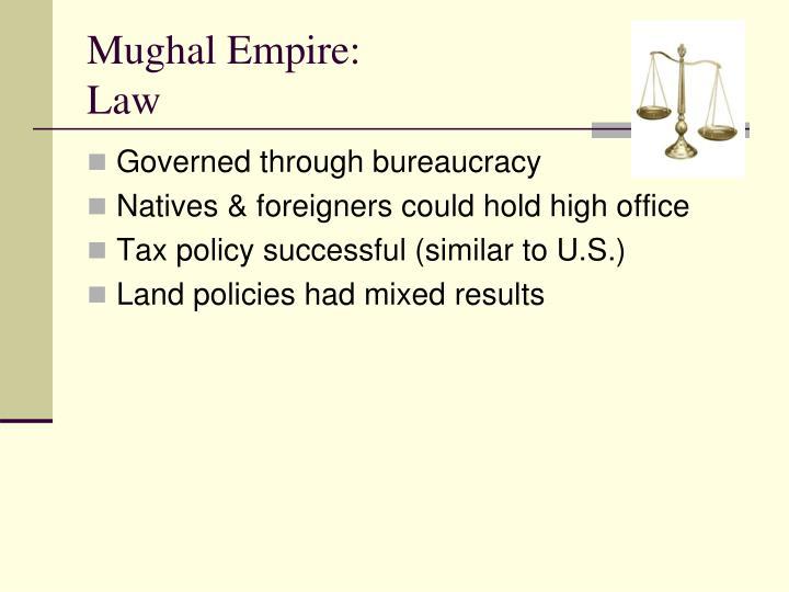 Mughal Empire: