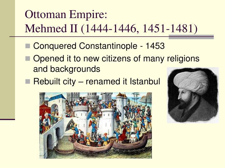 Ottoman Empire: