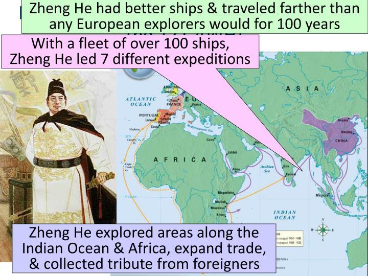 Zheng He had