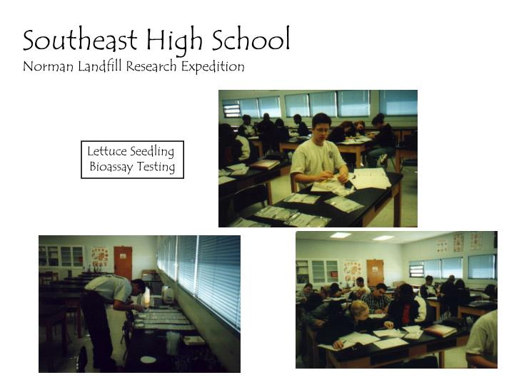 Southeast High School