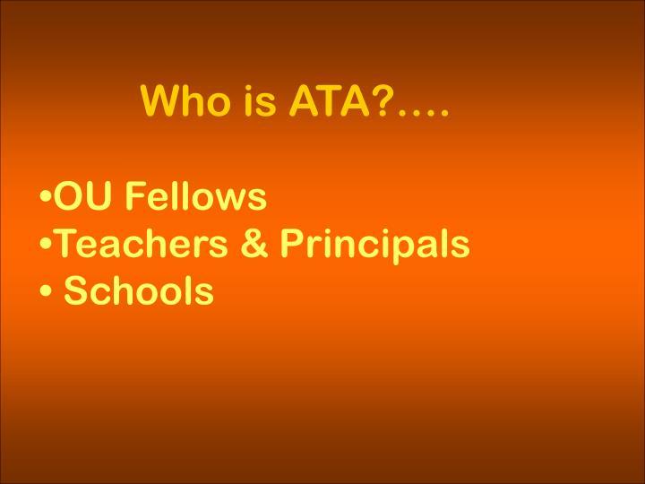 OU Fellows