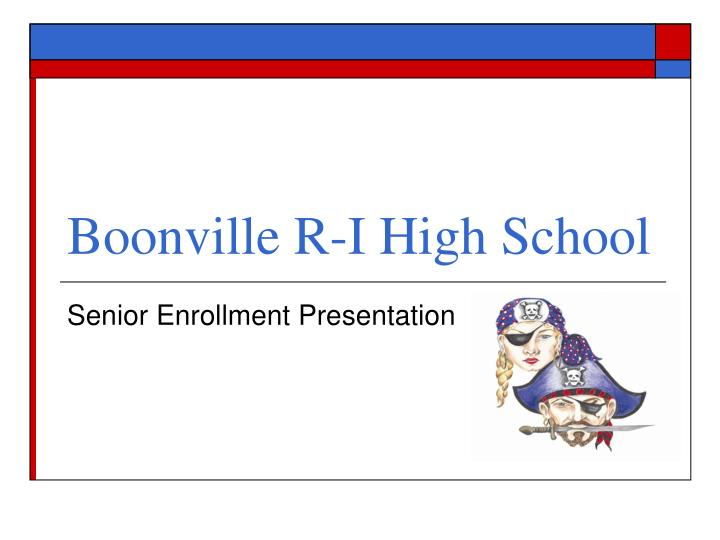 Boonville r i high school