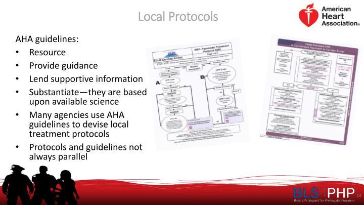 Local Protocols