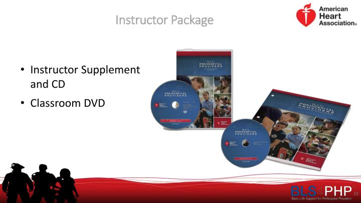 Instructor Package