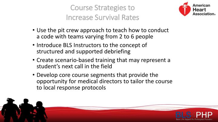 Course Strategies to