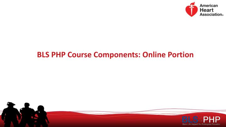 BLS PHP Course