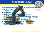 industrial loan1
