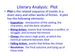 literary analysis plot