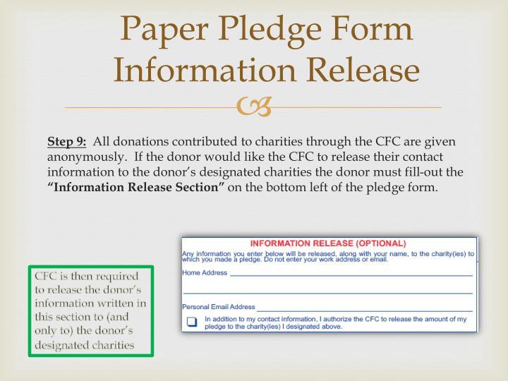 Paper Pledge