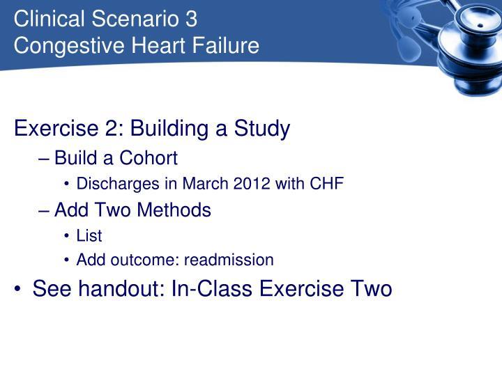 Clinical Scenario 3