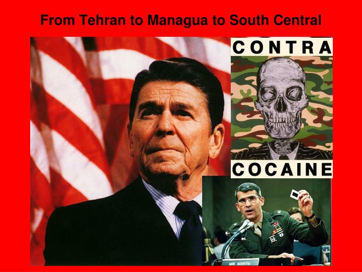From Tehran to Managua to South Central