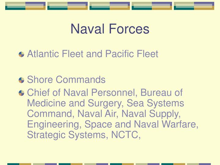 Naval Forces