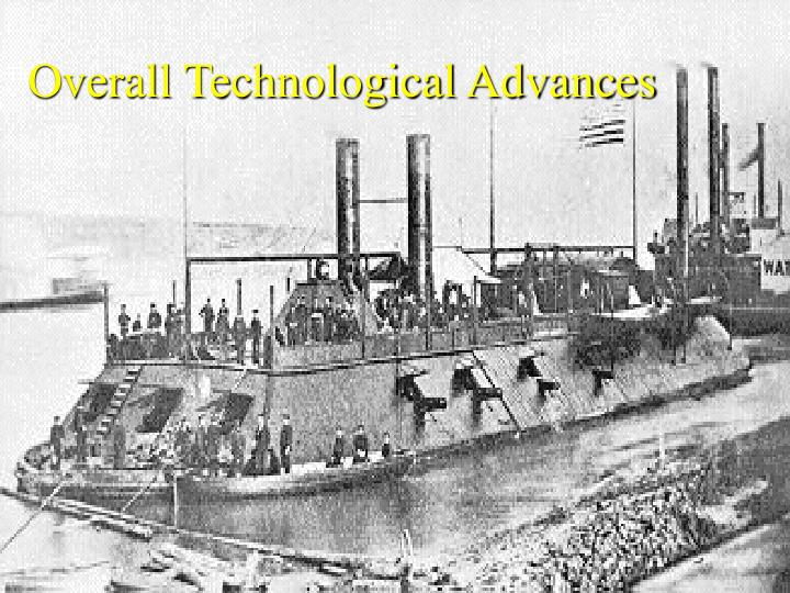 Overall Technological Advances
