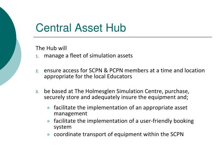 Central Asset Hub