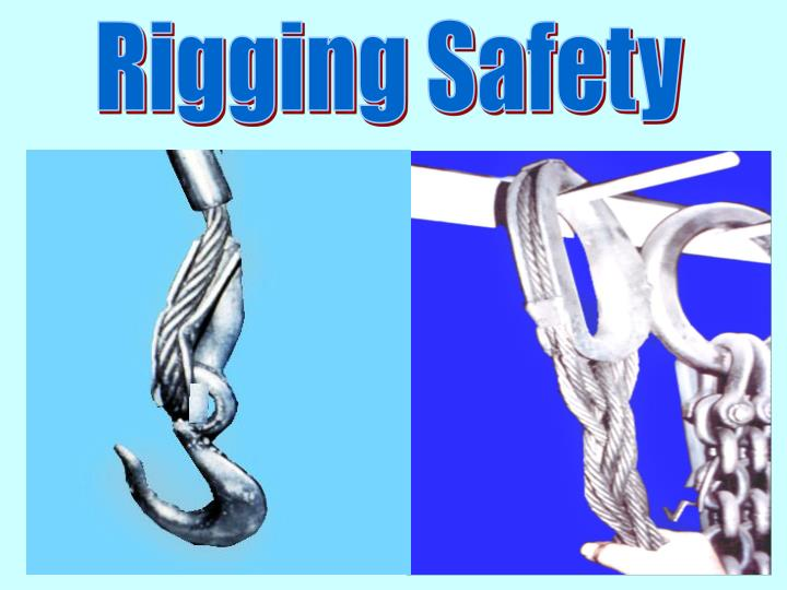 Rigging Safety