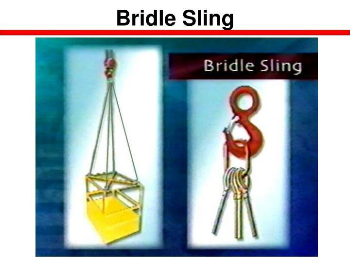 Bridle Sling