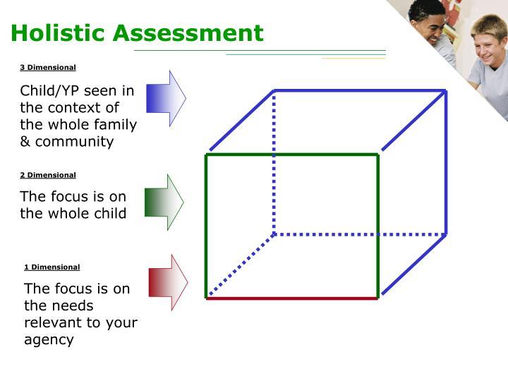 3 Dimensional