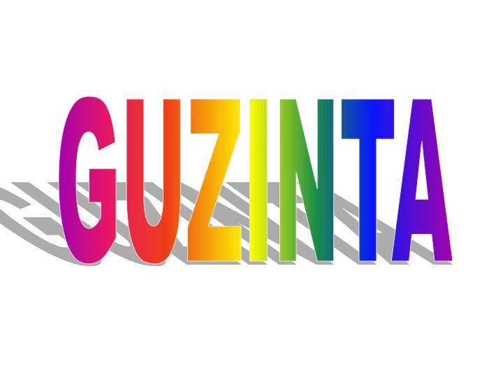 GUZINTA