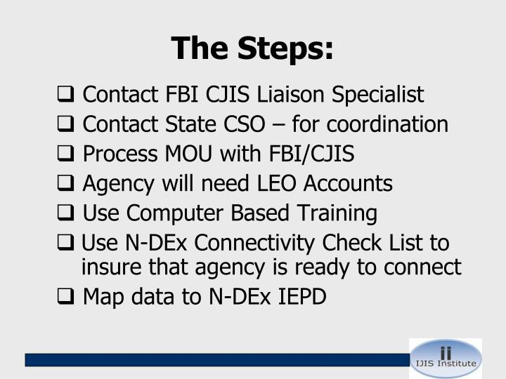 The Steps: