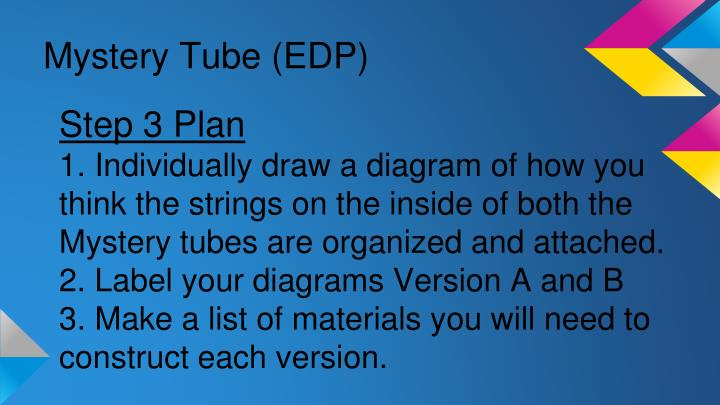 Mystery Tube (EDP)
