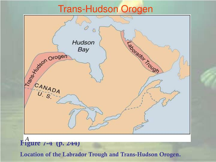 Trans-Hudson Orogen