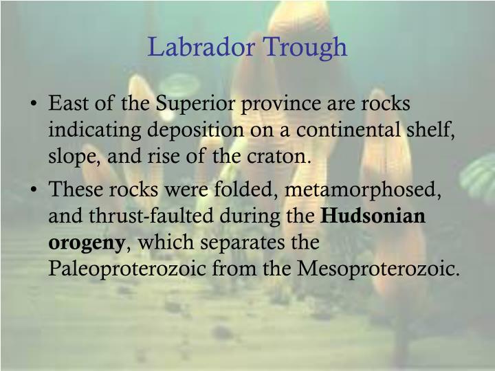 Labrador Trough
