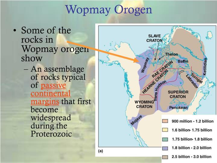 Wopmay Orogen