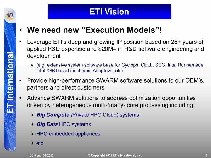 ETI Vision