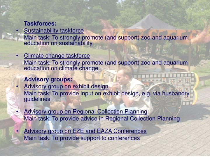 Taskforces: