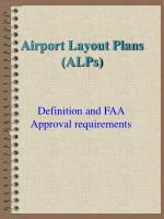 airport layout plans alps